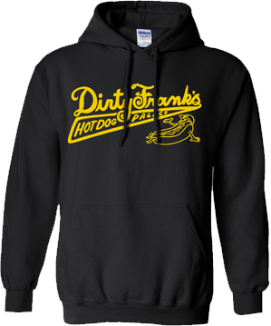 Dirty Franks Hot Dog Shop Sweatshirt